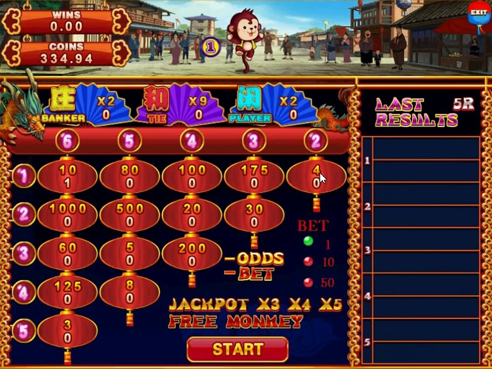 Wealth of Monkeys Slot Machine - Play Online for Free Now