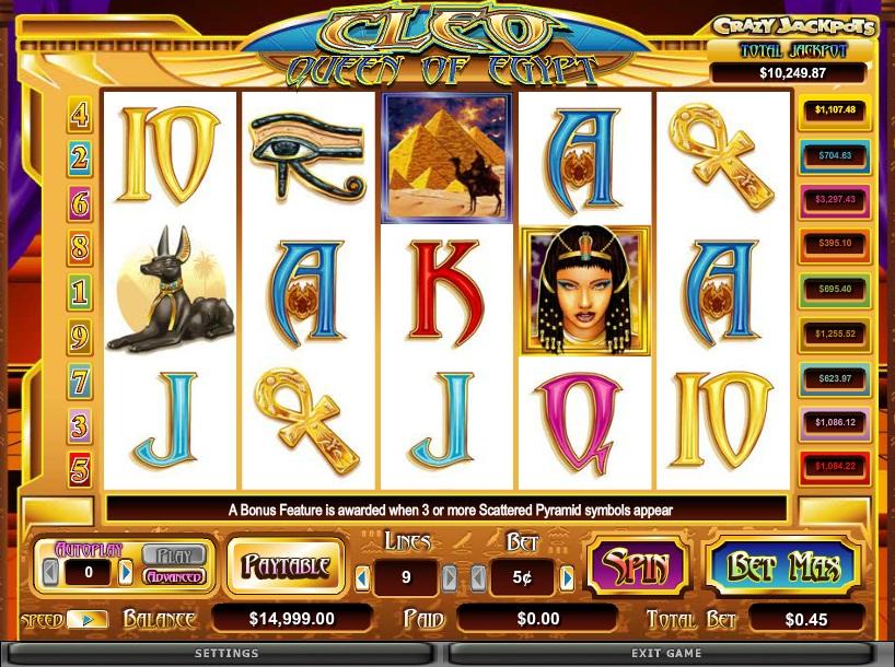 Spiele Egyptian Mythology - Video Slots Online