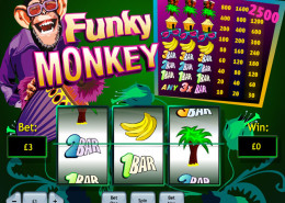 SKY3888_Funky_Monkey_Slotgame