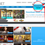 Free Register iBET Tutoria Step 1