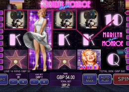 Sky3888 Marilyn_Main_slotgame