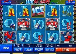 sky3888 top up slot game ice hockey