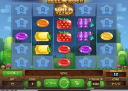 sky3888 reel rush slot game