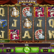 sky3888 Simsalabim slot game