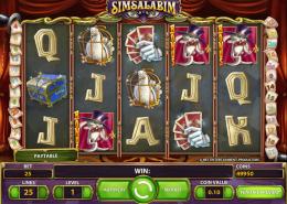 sky3888 Simsalabim slot game