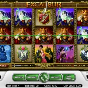 sky3888 Login Excalibur Slot Legendary King Arthur Sword
