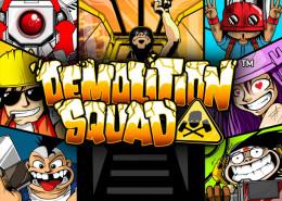 sky3888 Online Casino Demolition Squad Slot