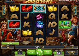 sky3888 Slot Games Wild Rockets Make Some Noise!