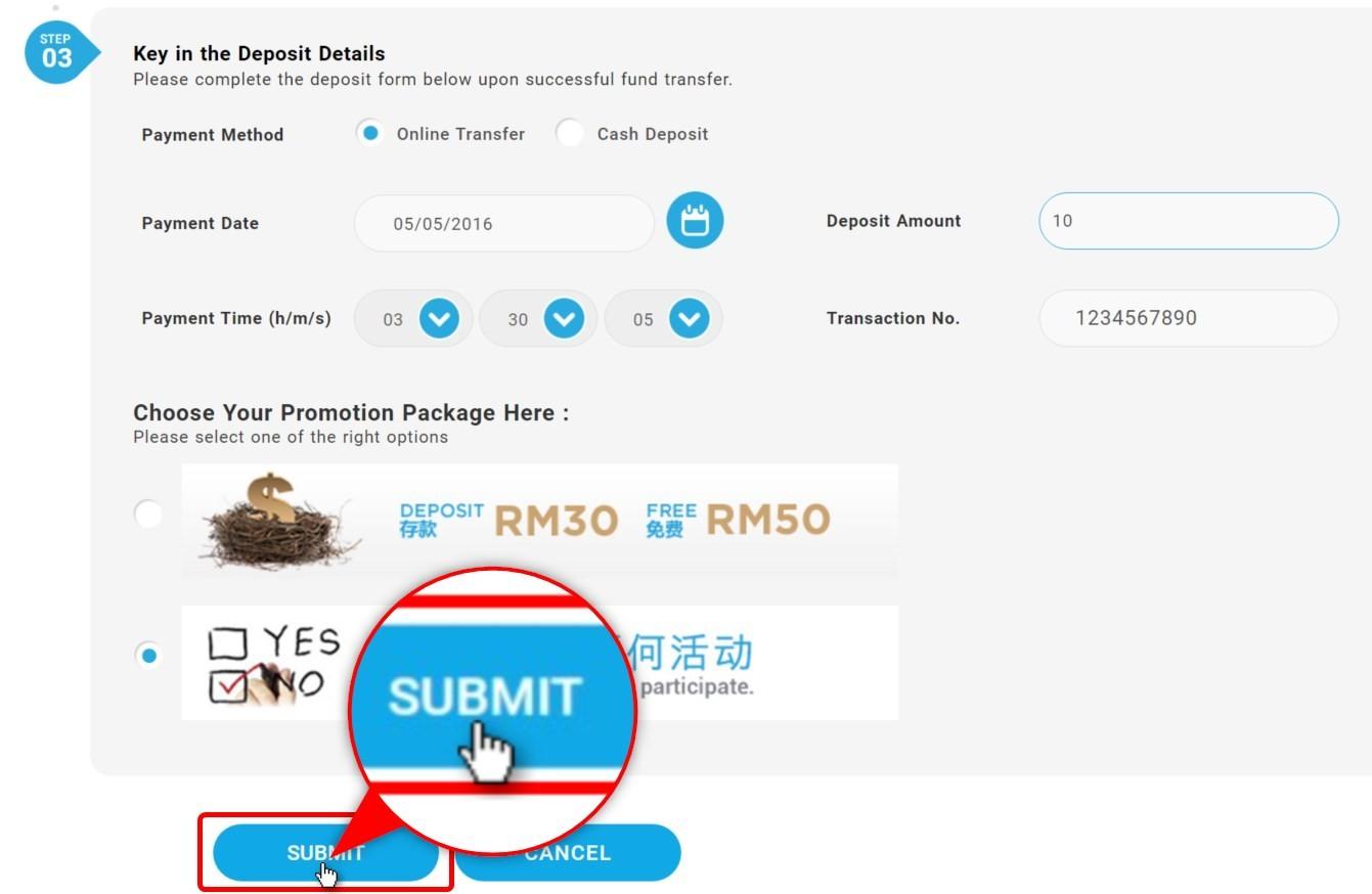 sky3888 Login Dominant Minimum Deposit RM10 !