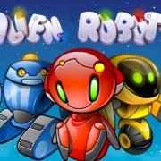 sky3888a Online Slot Games Alien Robots Let's Go Space1
